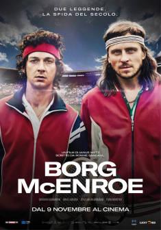 Borg McEnroe-poster