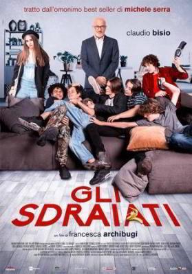 gli sdraiati_poster