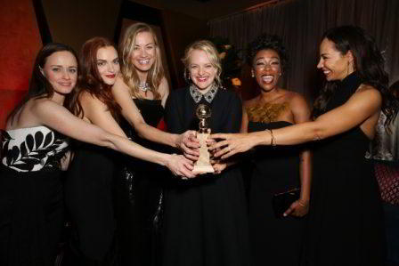 golden globe 2018_donne in nero